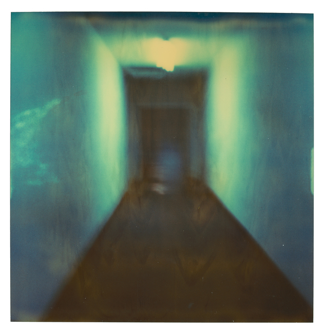 Stefanie Schneider, 'Hallway I', 2004, Photography, Analog C-Print, hand-printed by the artist on Fuji Crystal Archive Paper, based on a Polaroid, not mounted, Instantdreams