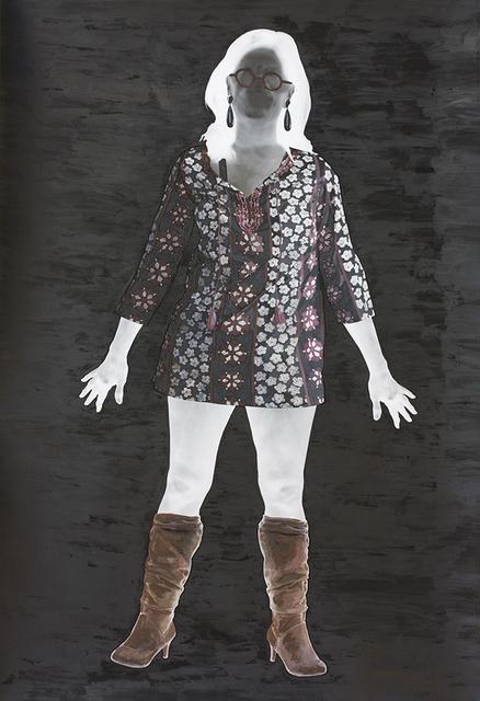 , 'Paperdoll 82,' 2009, Nohra Haime Gallery