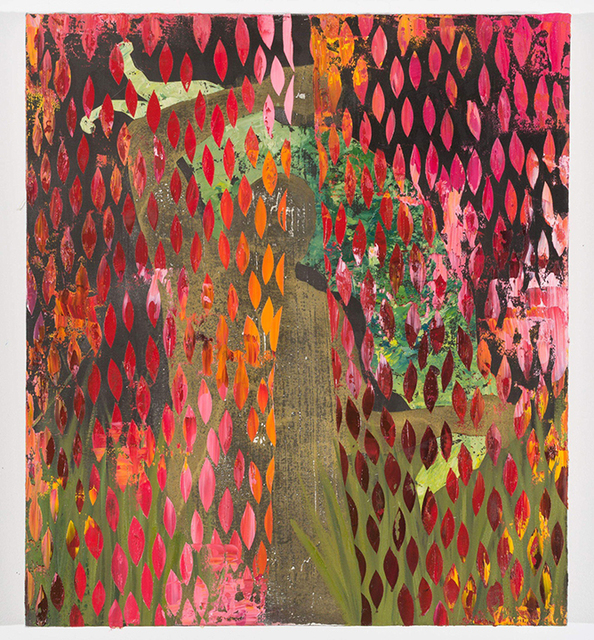 Dominic Chambers, 'Veil Curtain (Gold) ', 2019, LatchKey Gallery