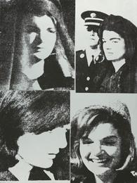 Jacqueline Kennedy III (Jackie III), from 11 Pop Artists, Volume III