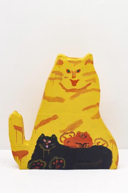 , 'Meow Meow Family,' 2018, The Hole