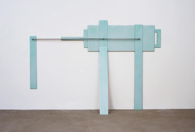 , 'Plusminusnull-Horizont,' 2018, Galerie Heike Strelow