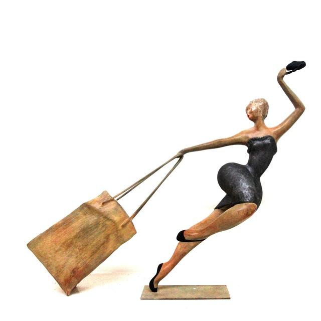 Francoise Abraham, 'La Parisienne II', 2018, Smelik & Stokking Galleries