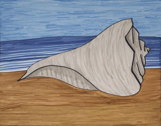 , 'Shell,' 2013-2014, NUNU FINE ART