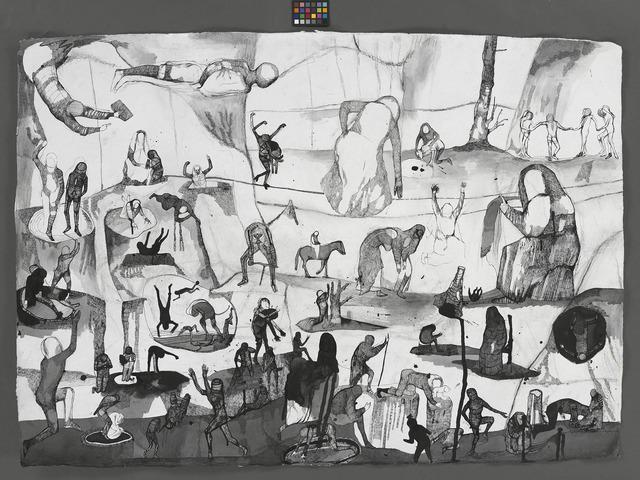, 'Göttliche Komödie,' 2012, Micheko Galerie