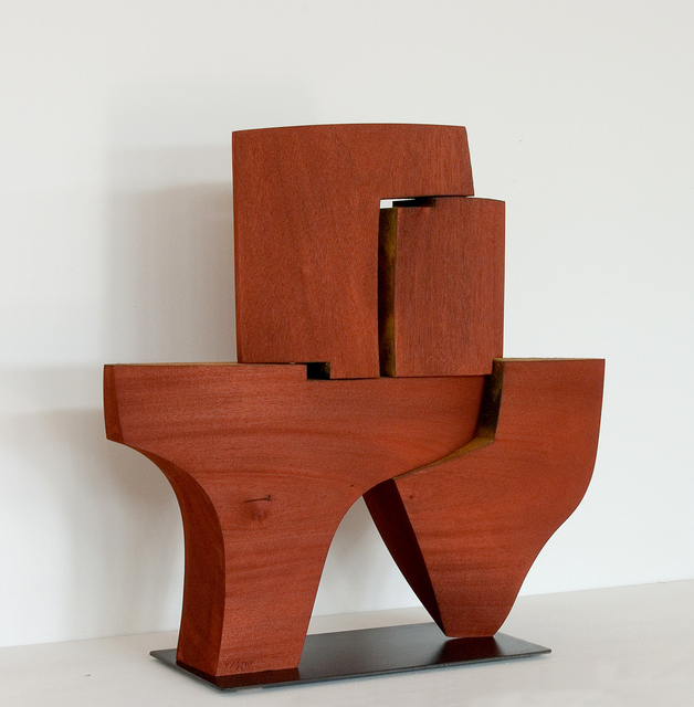 , 'Geometric standing sculpture Doll 5,' 2010, Michele Mariaud Gallery