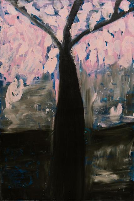 , 'Blossom Tree 4,' 2016, Tayloe Piggott Gallery