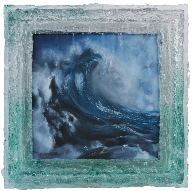 , 'Roaring Wave No. 8,' 2017, Contemporary by Angela Li