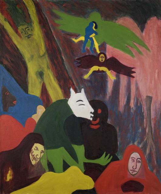 , 'La Caprice,' ca. 1963, Michael Rosenfeld Gallery