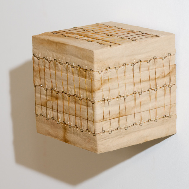 , 'Stained Cube-Double XX,' 2007, Bentley Gallery