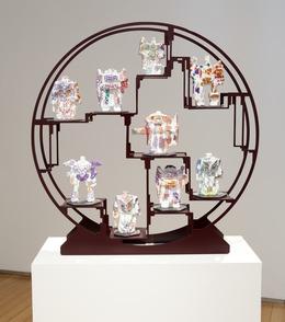 , 'Moon Shelf 2,' 2013, Nancy Hoffman Gallery