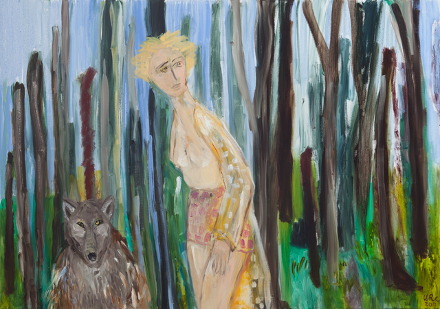 , 'In the Forest,' 2017, GNYP Gallery