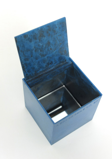 Yoko Ono, 'Box of Smile', 2012, Independent Curators International (ICI) Benefit Auction