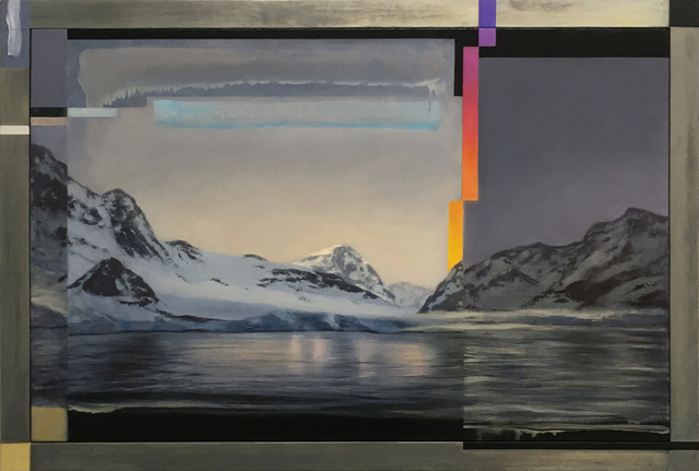 , 'Glitch at the Edge of Antarctica,' 2016, Nohra Haime Gallery