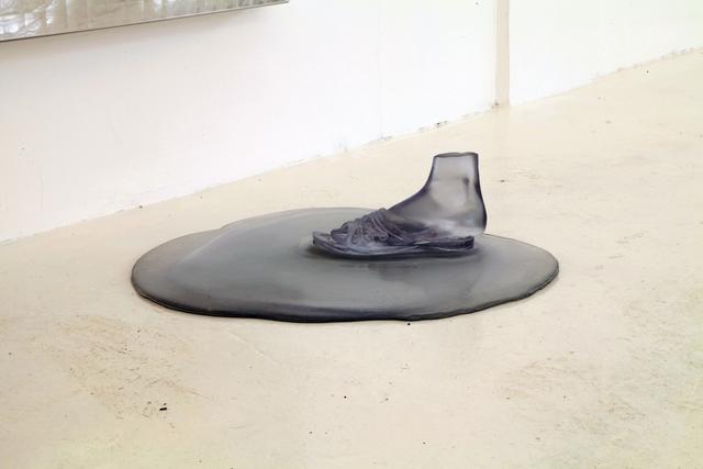 , 'Kontrapost,' 2016, Galerie Strelow