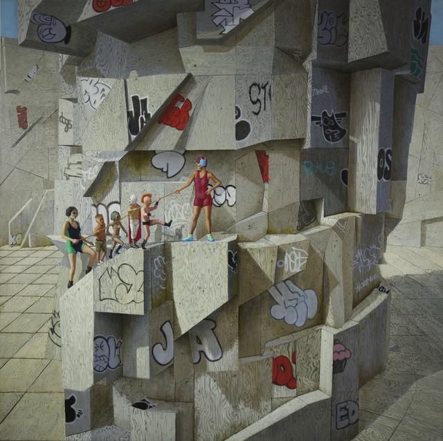 , 'Field Trip,' 2016, Gallery Poulsen