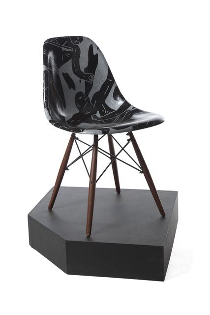 Cleon Peterson, 'Modernica Chair', 2014, Julien's Auctions