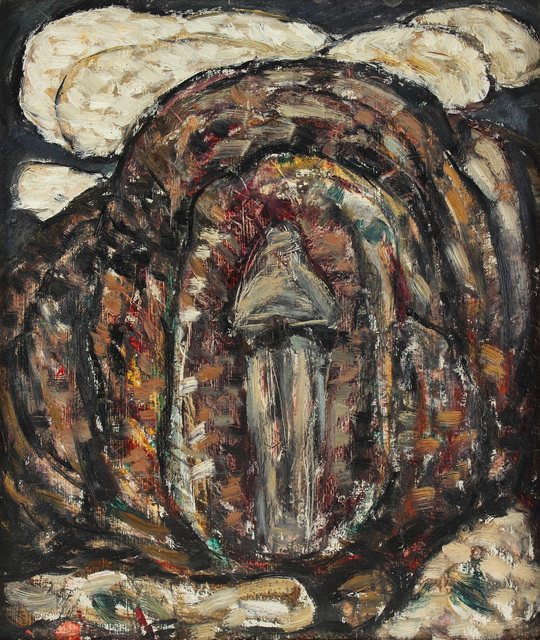 Marsden Hartley, 'Landscape No. 20  Resurrection (re-titled by McCausland)', 1909, Alexandre Gallery