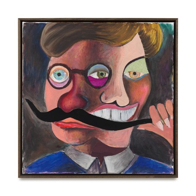 , 'Dog,' 2019, Hans Alf Gallery