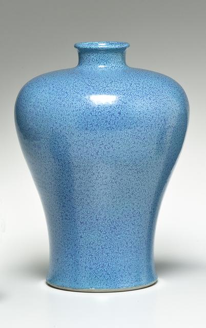 , 'Large Meiping Vase; China,' ca. 18th century, Newark Museum
