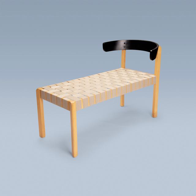 Phenomenal Jorgen Gammelgaard Unique Chair Bench With Woven Creativecarmelina Interior Chair Design Creativecarmelinacom