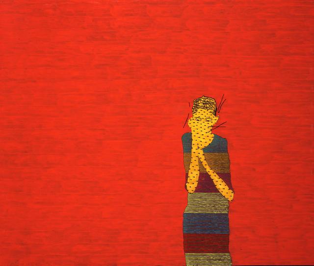 , 'The Inner Wrist I,' 2001, Flowers