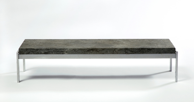 , 'PK 62 side table,' ca. 1968, R & Company
