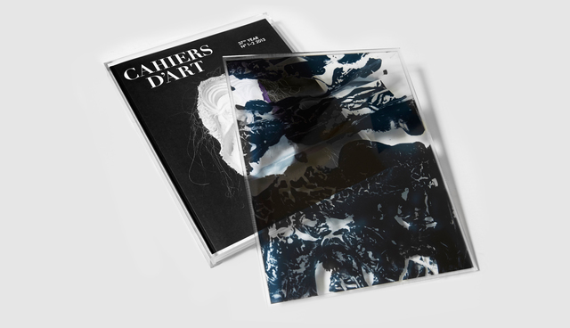 , 'Limited Edition of Cahiers d'Art n°1-2, 2013,' 2013, Cahiers d'Art