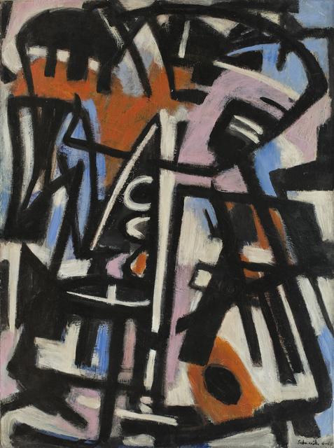 , 'Opus 400,' 1949, Galerie Diane de Polignac & Chazournes