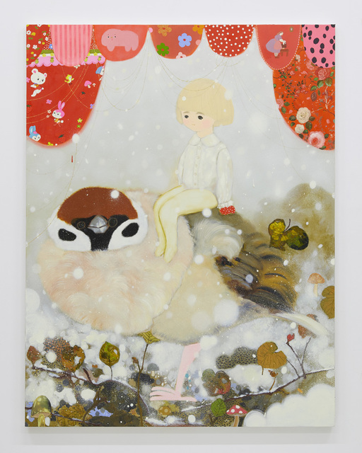 , 'Suzume no Susume (March on with Sparrow),' 2018, Tomio Koyama Gallery
