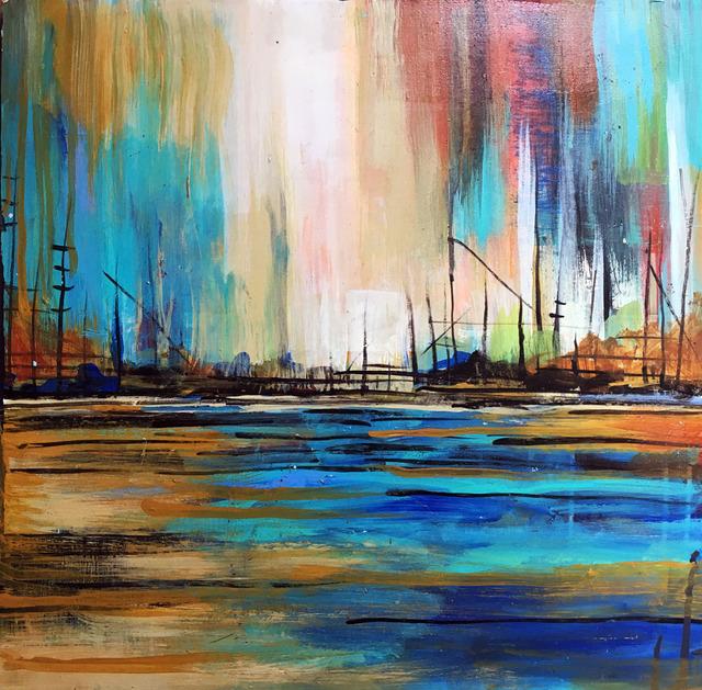 Eva Holz, 'Horizonte marino #10', 2016, ArtLabbé Gallery