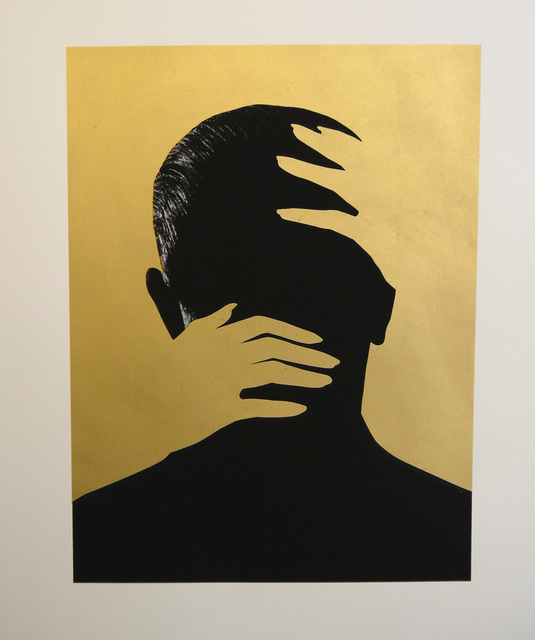 , 'Embrace Gold,' 2015, Jealous Gallery