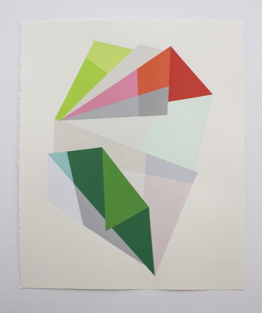 , 'Glitter,' 2018, Elizabeth Houston Gallery