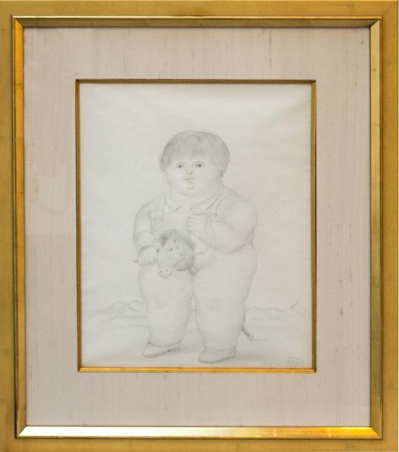 , 'Pedro,' 1973, David Benrimon Fine Art