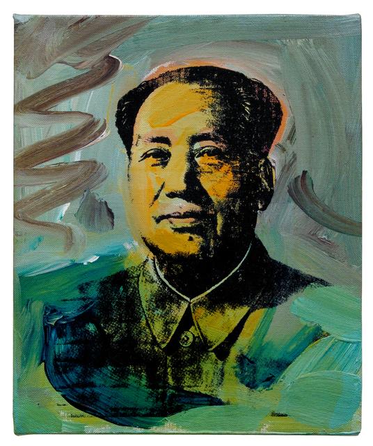 Andy Warhol, 'Mao,' 1973, Stellan Holm Gallery
