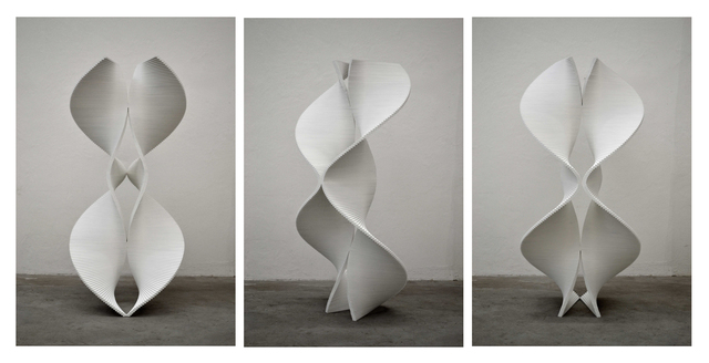 , 'Escultura 17,' 1978-2003, Casa Triângulo