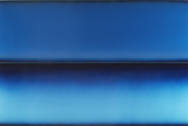 , 'Blue Depth,' 2017, William Turner Gallery