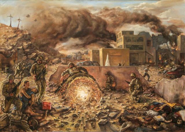 , 'War,' 2016, Treason Gallery