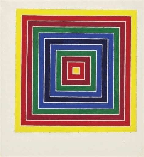 Frank Stella, 'Untitled', Christie's