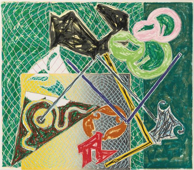 Frank Stella, 'Shards V, from Shards', 1982, Collectors Contemporary