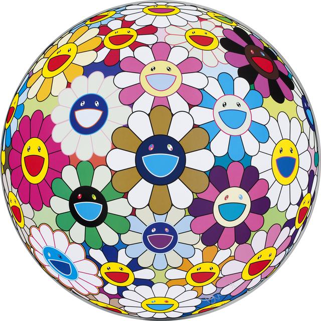 Takashi Murakami, 'Flower Ball (Autumn)', 2004, Wada Garou Tokyo