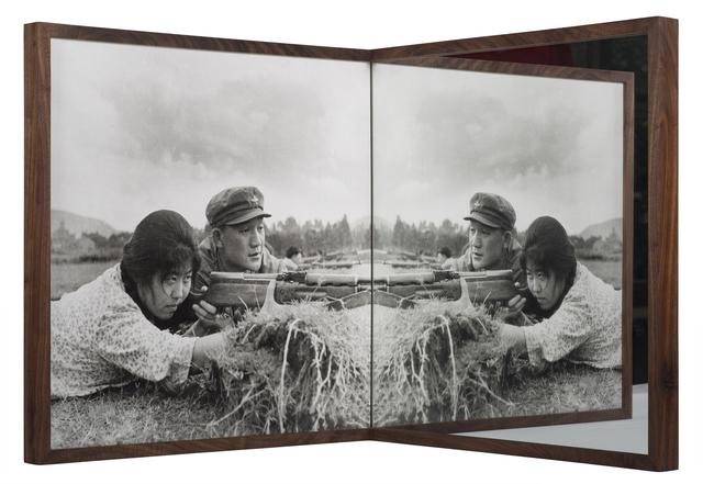 , 'Shooting Practice,' 2015, Klein Sun Gallery