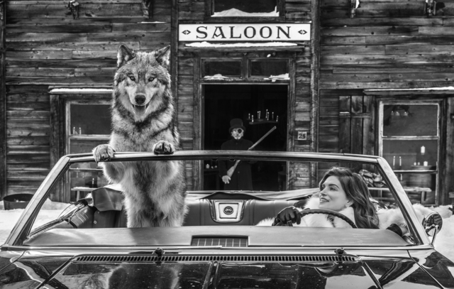 David Yarrow, 'Cindy's Shotgun Wedding', 2019, Tres Hombres
