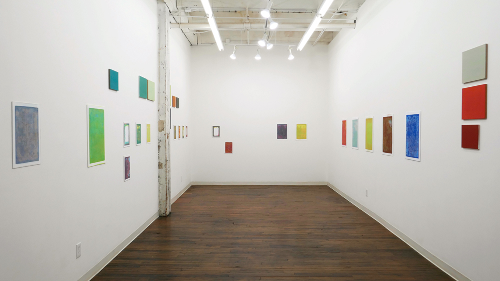 Because Something Happened Here | 2018 | Installation View