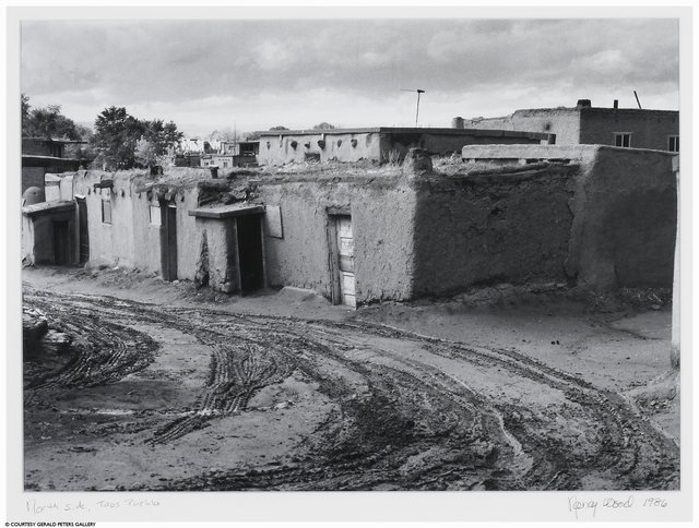 Nancy Wood, 'North Side, Taos Pueblo', 1986, Gerald Peters Gallery