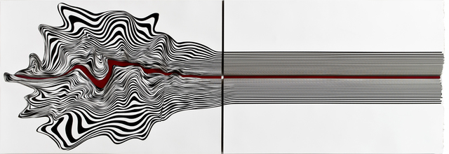 , 'Bullet,' 2016, C24 Gallery