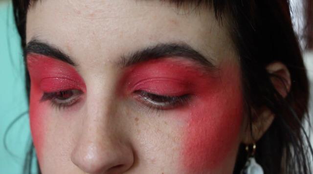 , 'Makeup Tutorial: Eyeshadow Meets Blush,' 2016, Annka Kultys Gallery