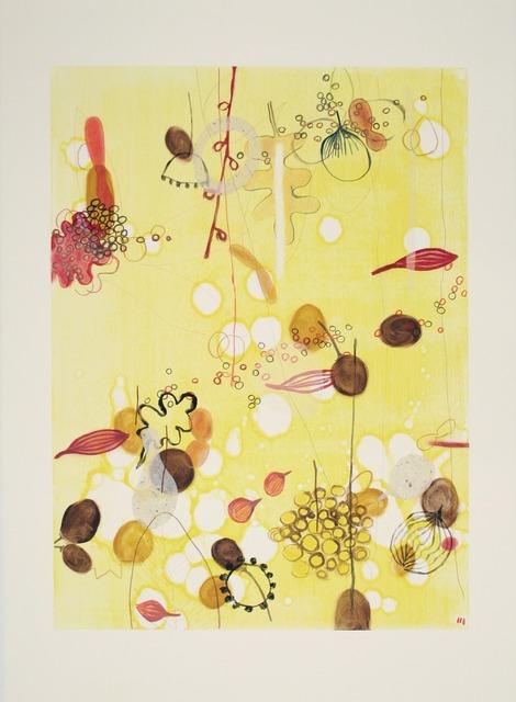 Emmi Whitehorse, 'Floraux IX', 2010, Tamarind Institute