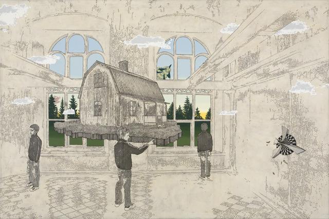 , 'Silent Inventions,' 2008, Galerie Laurent Godin