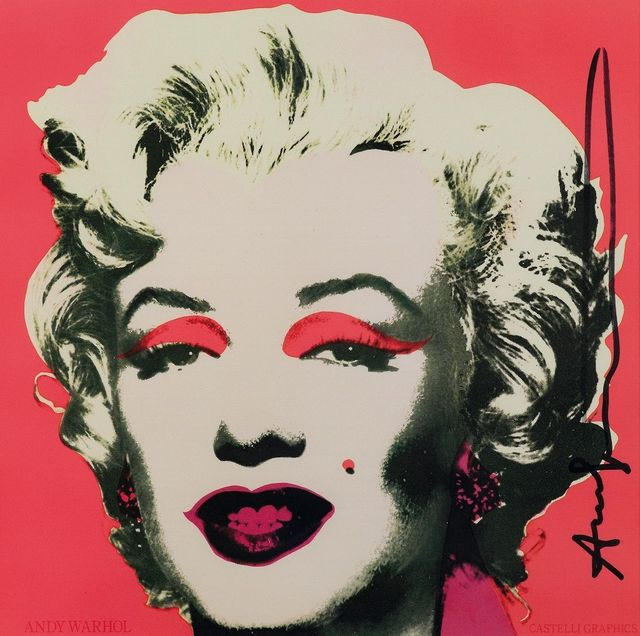 Andy Warhol, 'Marilyn Invitation', 1981, Wallector